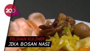 Beda Lontong Sayur khas Betawi dan Medan