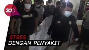 Diduga Stres karena Penyakit, Pria di Makassar Gantung Diri