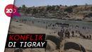 Konflik Tigray Picu Gelombang Pengungsi Ethiopia di Sudan