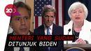 Menteri Pilihan Biden: Antony Blinken hingga Janet Yellen