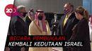 PM Palestina Sedih AS-Israel Temui Putra Mahkota Arab Saudi