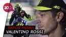 Valentino Rossi Terpuruk di MotoGP 2020