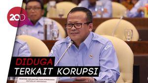 Menteri Kelautan dan Perikanan Edhy Prabowo Ditangkap KPK!