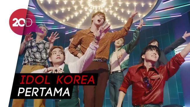 Top! BTS 'Dynamite' Masuk Nominasi Grammy Awards 2021