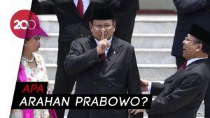 Respons Prabowo Mendengar Menteri Edhy Prabowo Diciduk KPK