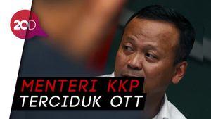 Novel Baswedan Ikut dalam Penangkapan Menteri Edhy Prabowo