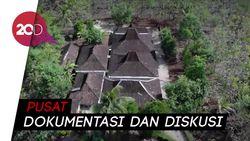 Galeri Virtual Arsitektur Nusantara, Platform Mengenal Indonesia
