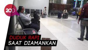 Penampakan Edhy Prabowo Saat Diamankan KPK Di Bandara Soetta
