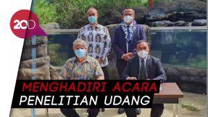 Momen Edhy Prabowo Berkunjung ke AS Sebelum Ditangkap KPK