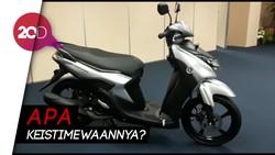 Skutik Yamaha Gear Diluncurkan, Begini Wajah dan Spesifikasinya