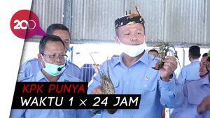 Ditangkap KPK, Menteri Edhy Prabowo dkk Masih Diperiksa Intensif