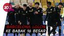 Tanpa Messi, Barcelona Sukses Bungkam Dynamo Kiev 4-0