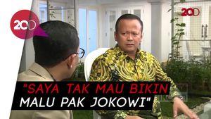 Ironi Menteri Edhy, Ingin Buat Jokowi Bangga Kini Ditangkap KPK
