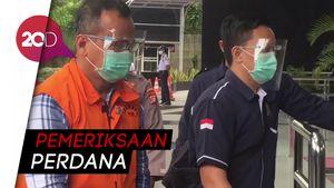 Pakai Rompi Tahanan, Edhy Prabowo Diperiksa KPK