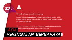 Situs KKP Mendadak Sulit Diakses, Ulah Hacker?