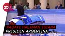 Demi Maradona, Warga Argentina Sempat Bentrok dengan Polisi
