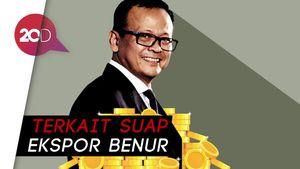2 Stafsus Edhy Prabowo di Kasus Ekspor Benur Serahkan Diri ke KPK