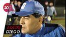 Detik-detik Jenazah Maradona Dimakamkan