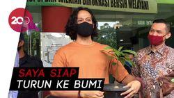 Menahan Tangis, Dwi Sasono Bersyukur Bebas dari RSKO