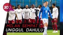 Arsenal Maju ke Babak 32 Besar Usai Gilas Molde 3-0
