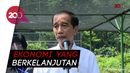 Hasrat Jokowi Inginkan Green Economy