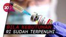 Menristek Sebut Vaksin Merah Putih Bisa Diekspor