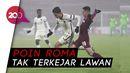 Gol Bunuh Diri Cluj dan Penalti Bawa Roma Lolos ke Babak 32 Besar