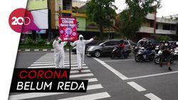 Aksi Kampanye Prokes, Jangan Lengah! Corona Masih Ada