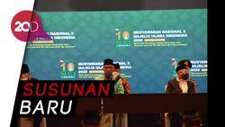 Miftachul Akhyar Jadi Ketum MUI, Maruf Amin Isi Ketua Dewan Pertimbangan