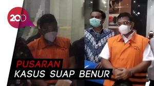 Usai Diperiksa KPK, Andreau Misanta-Amiril Mukminin Bungkam