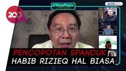TNI Lucuti Baliho HRS, Politisi Golkar: Itu Biasa Saja