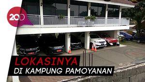 Ini Rumah-Mobil Mewah Wali Kota Cimahi yang Diciduk KPK