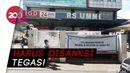 Tak Lapor Hasil Swab Test HRS, RS UMMI Terancam Ditutup!