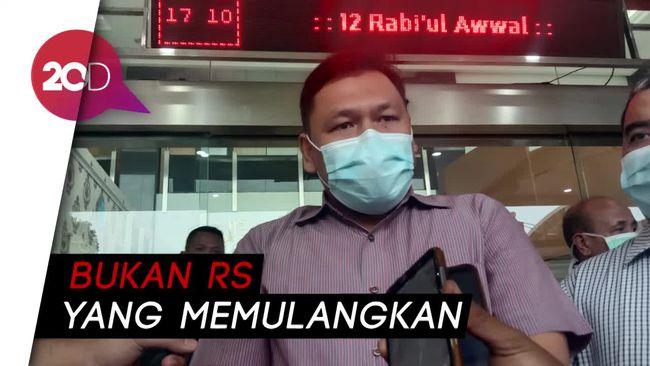 Hasil Pemeriksaan Belum Keluar, RS UMMI Sebut Habib Rizieq Minta Pulang