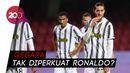Lawan Tim Promosi, Juventus Ditahan Imbang Benevento