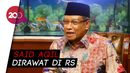 Ketua Umum PBNU Said Aqil Positif Covid-19