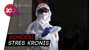 83 Persen Tenaga Medis di DKI Jakarta Alami Burnout