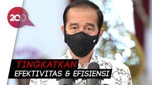 Jokowi Resmi Bubarkan 10 Lembaga Negara Nonstruktural, Ini Daftarnya!