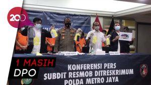 Komplotan Begal Sepeda di Jakarta Diringkus, Pimpinannya Tewas Didor