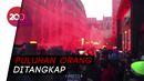 Ricuh Demo Tolak RUU Keamanan Di Paris: Mobil-Kios Dibakar!