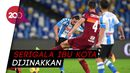 Napoli Bantai AS Roma 4-0