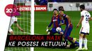 Barcelona Cukur Osasuna 4-0, Messi-Griezmann Cetak Gol