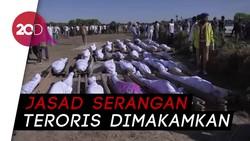 Sadis! Puluhan Petani Dibunuh Militan Boko Haram