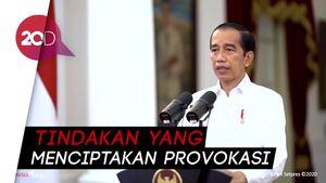 Jokowi Kutuk Penyerangan Biadab di Sigi