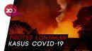Lonjakan Corona Picu Kerusuhan di Penjara Sri Lanka, 8 Napi Tewas