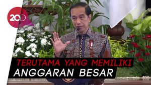 Jokowi Minta Belanja Negara 2021 Direalisasi Awal Tahun