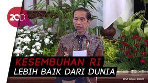 Jokowi Optimistis RI Dapat Kendalikan Pandemi Covid-19