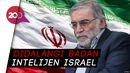 Iran Tuding Israel Bunuh Ilmuan Nuklirnya dari Jarak Jauh