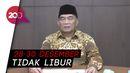 Pemerintah Resmi Pangkas 3 Hari Libur Akhir Tahun