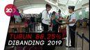 Kunjungan Wisatawan Asing ke Indonesia Jeblok